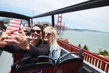Big Bus San Francisco Hop-on Hop-off Open Top Tour