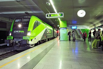 Vienna Airport - Wien Mitte - CAT Transfer Tickets