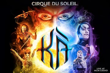 KÀ™ por Cirque du Soleil® no MGM...