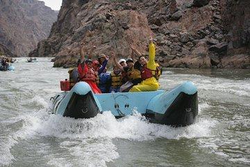 Grand Canyon White Water Rafting Trip vanuit Las Vegas