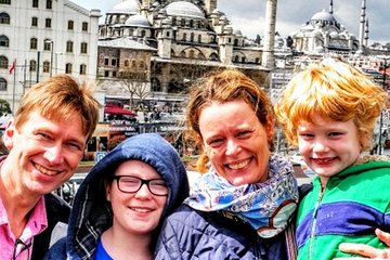 Old Istanbul Private Tour for Kids and Families