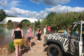 Albufeira Jeep Safari Tour (Día completo)