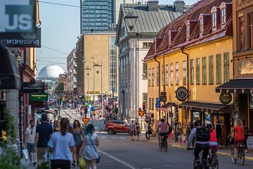 Stockholm SoFo E Bike Tour