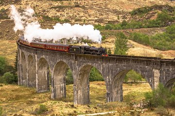 "3-Day Isle of Skye and Scottish Highlands Tour Including ""Hogwarts Express"" Ride"