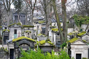 Paris: Pere Lachaise Cemetery Guided Tour Tickets