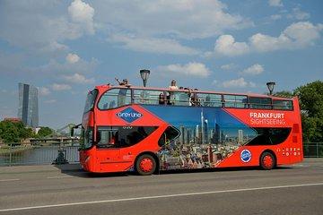 Frankfurt Skyline Hop-on Hop-off Tour