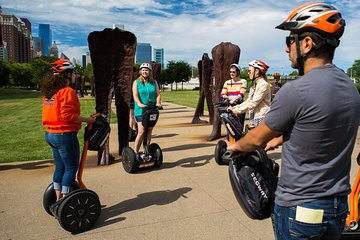 2-Hour History of Chicago Architecture and Art Segway Tour