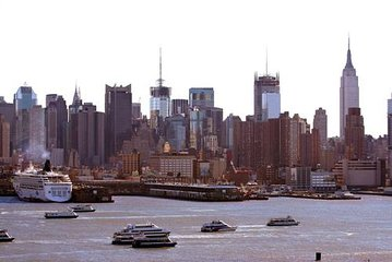 Private All Inclusive New York Transfer: Cruise Port to Airport or Manhattan