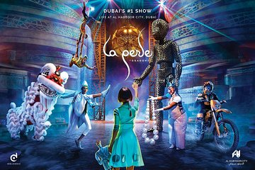 La Perle Dubai's #1 Show: Admission Ticket with Free Cancellation
