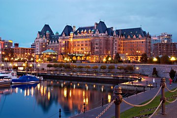 2-day Victoria and Butchart Gardens Tour with Overnight at The Fairmont Empress