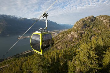 Whistler and Sea to Sky Gondola Tour