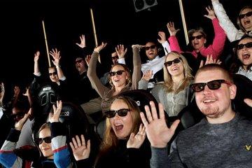 Skip the Line: Flying Cinema Tour Of Helsinki Experience, single ticket