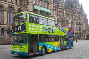 Manchester: 2-Day Hop-On Hop-Off Bus Tour