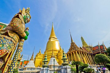 In and around Bangkok Private Tour Guide with Custom Experience