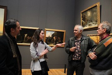 Expert Led Tour of the Rijksmuseum with Admission Tickets