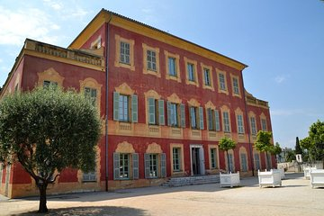 Arts Tour to Chagall, Matisse and Rothschild Half-day from Nice Small-Group