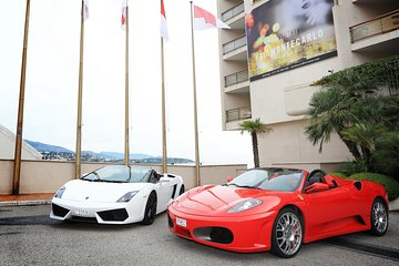 Double Supercar Driving Experience from Monaco Tickets