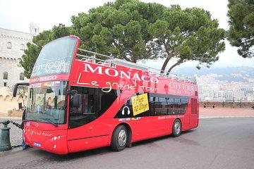 Monaco: Monte Carlo Hop-On Hop-Off Bus Tour