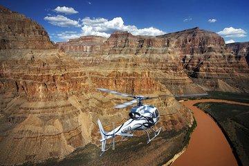 Luxe helikoptertour van de westrand van de Grand Canyon