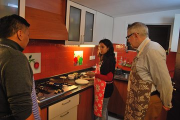 Private Home Cooking Experience in Delhi Inclusive of Transfers Tickets