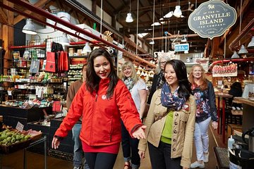 Small-Group Granville Island Market Tour