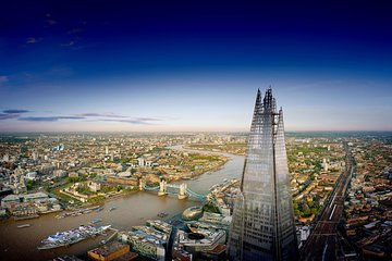 Skip the Line: The View from The Shard Direct Entry Ticket