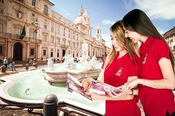Rome Family Treasure Hunt group Art Safari