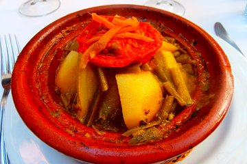 Private Moroccan Cooking Class and Massage Hammam Experience in Marrakech
