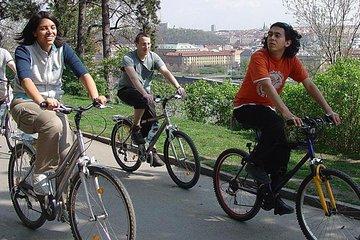 Prague Panoramic City and Prague Castle Bike Tour Tickets