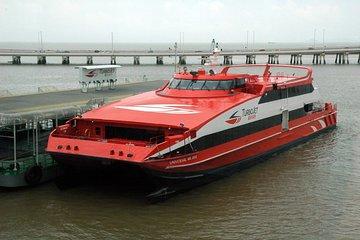 TurboJet Ferry E-billett fra Kowloon...