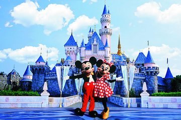 Daily Group Tour: Disneyland Admission With Hotel Pickup and 1-Way Transfer