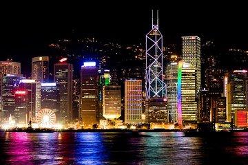 Hong Kong and Disneyland 4-Day Tour