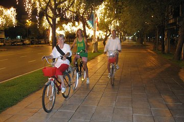 Bangkok Night Tour By Bike