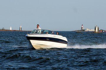 Private Boat Sightseeing Tour in Helsinki