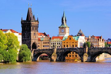 Best of Prague: City Walking Tour, Boat Cruise, and Typical Czech Lunch Tickets