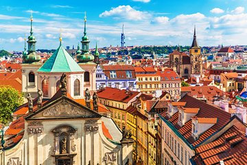 Small-Group Half-Day Prague Walking Tour Tickets