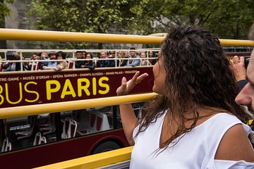 Paris L'Open Bus Tour