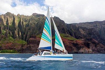 Na Pali Coast Kauai Snorkel and Sail