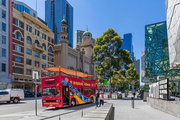 Melbourne Hop-On Hop-Off Bus Tour & Entrance to Optional Attractions