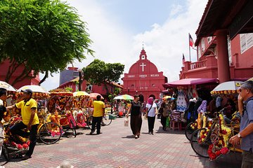 Malacca Historical Private Tour With Personal Chauffeur