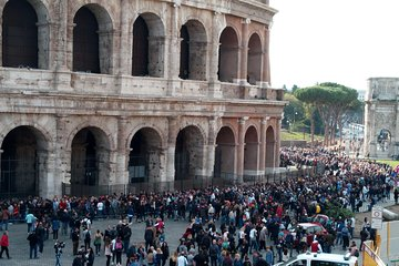 Civitavecchia Shore Excursion: Fullday Rome with Vatican Museums and Colosseum