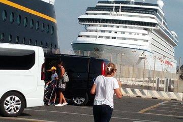 Norwegian Epic Cruise Line 3 Ports ShorExcursions: Civitavecchia Livorno Naples