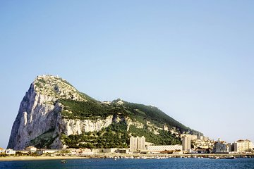 Gibraltar Express: Sightseeing Full Day Tour from Malaga