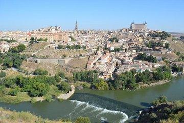 Madrid Express Toledo Bus Tour