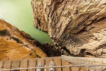 Caminito del Rey Tour from Costa del Sol