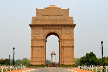 1 Day Delhi and 1 Day Agra Tour From Delhi with Taj Mahal Sunrise - With Hotels
