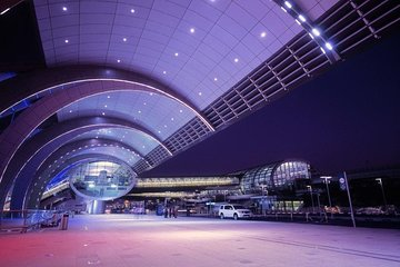 Private Dubai Transfer: Cruise Port to Dubai International Airport