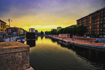Navigli Walking Tour - small group tour