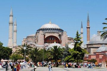 Save 20.00%! Private City Tour from Istanbul Port: Topkapi Palace, Hagia Sophia, Hippodrome