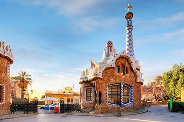 Park Guell Guided Private Tour